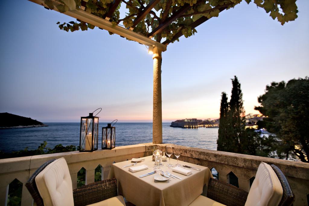 ALH Villa Orsula Victoria Restaurant