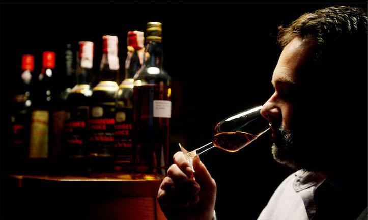 David Robertson, co-founder, Rare Whisky 101