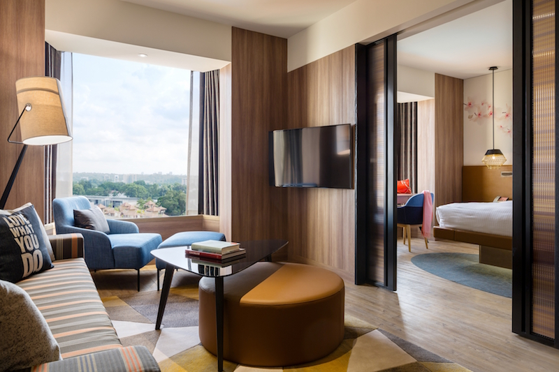 HJTS Executive Suite 1
