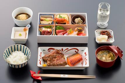 Japanese menu