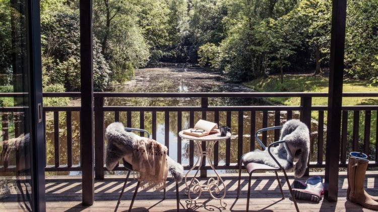 A Magical West Country Retreat with gardens by Capability Brown