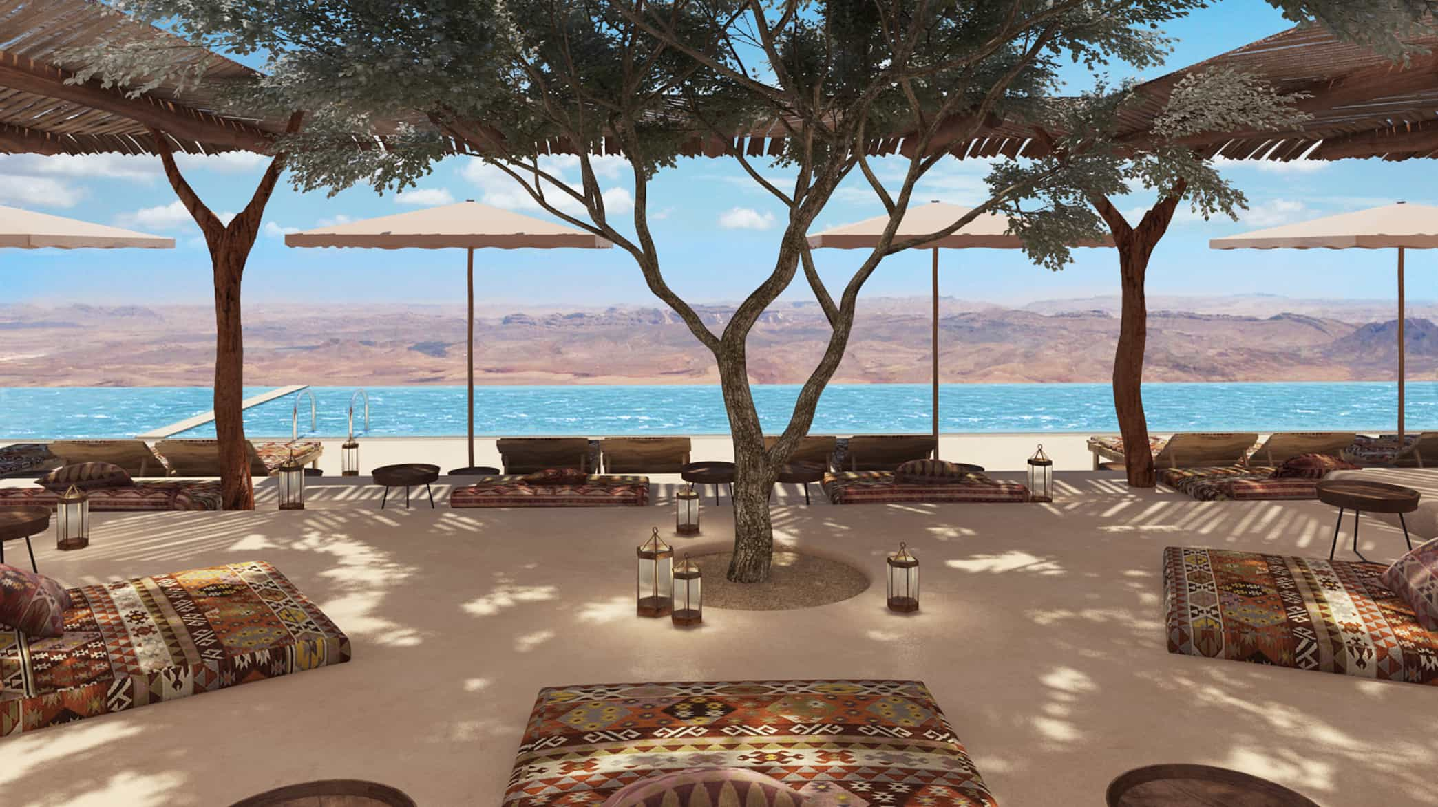 Six Senses To Open First Resort In Israel In The Negev