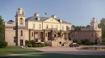 The Langley, a Luxury Collection Hotel, to open following restoration of the Duke of Marlborough's former estate