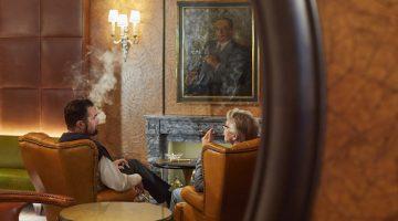 New Cigar Lounge launched at Hotel Vier Jahreszeiten Kempinski Munich