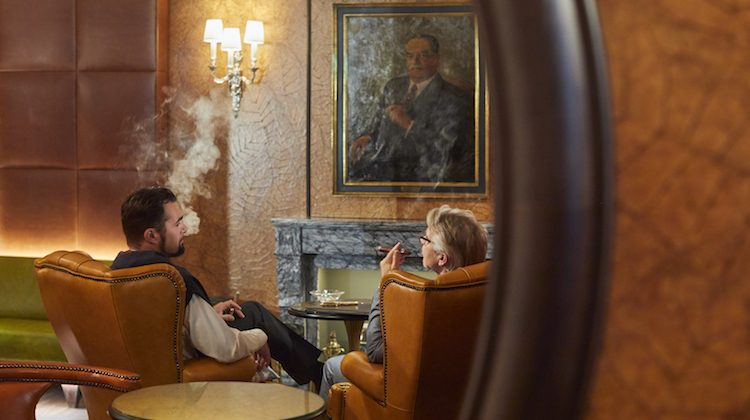 New Cigar Lounge launched at Hotel Vier Jahreszeiten Kempinski Munich