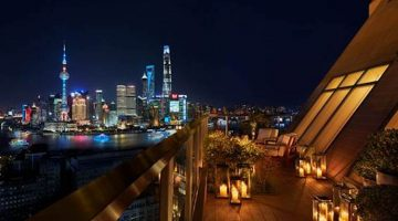 Chinese heritage meets the new generation of luxury with the opening of the Shanghai Edition