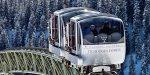 New Private Tschuggen Express Ski Lift