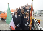 easyJet celebrates the opening of its Venice base –  the first for business travel in NE Italy