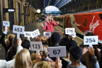 Virgin Trains customers can now bid for last minute First Class upgrades