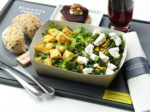 Raymond Blanc serves up new healthy salads for Eurostar Business Premier travellers